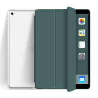 Coque de protection transparente ultra fine pour iPad Pro 12.9 2020